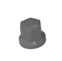 Защитный колпачок на гайки черный, стрелка/4091