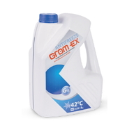 Grom-ex антифриз (синій) -42С (5кг)/4139
