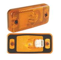 Габаритный4 фонарь  24V желтый ДАФ,Рено,Ивеко/4169 DAF