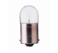 Автомобильная лампа PHILIPS 12в R5W 12V BA15s/4197