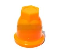 Защитный колпачок на гайки размером 32 оранжевого цвета/5056