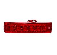 Габаритный фонарь LED 12/24 вольта красный/5057