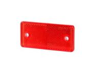 Отражатели красного цвета под болты UO 028/5912