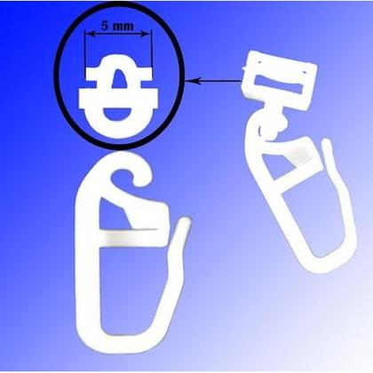 Крючок для шторки в грузовик с узким отверстием/5917