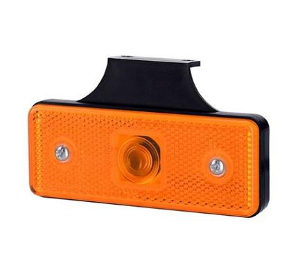 Желтый габаритный фонарь LO 178/W/6157