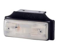 Белый габаритный фонарь LOP 306/6160