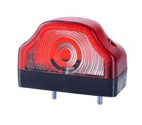 Подсветка номера красного цвета LT 104/6166