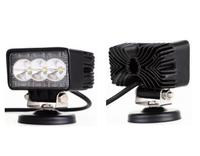 Дополнительная фара светодиодная 3LED-9W/6186