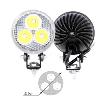 LED 3pcs*3w