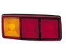 Стекло фонаря МАН NL, EL/6209