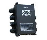 Коробка для соединения кабелей, 8 контактов, Aspock/6267