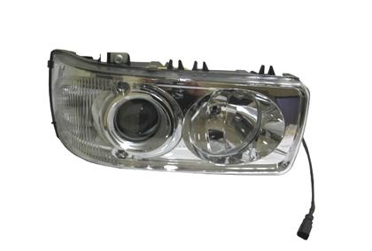 Фара головного світла лінзована, права до вантажівкі DAF XF, CF E5/6269