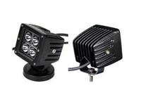Дополнительная фара светодиодная 12W, 4 диодов по 3W/6320