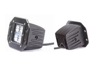 Дополнительная фара светодиодная 12W, 4 диодов по 3W/6321