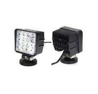 Дополнительная фара светодиодная Allpin 48 Вт,16 диодов по 3Вт (6323S48) 65 mm