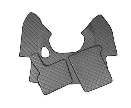Коврик эко-кожа для грузовика DAF CF механика (2013) 9000
