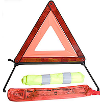 Знак аварийный ЗА 617 (ЗА007+жилет безоп.)/5902