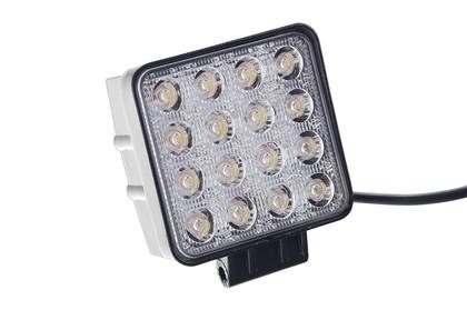 Дополнительная фара светодиодная Allpin 48 Вт, 16 диодов по 3W/6620