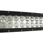Светодиодная фара (балка) Allpin 288 Вт, 96 светодиодов, луч Combo, панорамная (6767CP288PC)