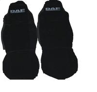 Чехлы на сиденья ДАФ чорные для грузовиков (6790) DAF