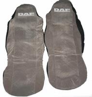 Чехлы на сидение DAF серые для грузовиков(6793) DAF