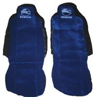 Чехлы на сидение Iveco синие для грузовиков(6795) IVECO