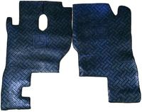 Резиновые коврики в салон Mercedes Actros 1848 для грузовиков(6818) MERCEDES-BENZ