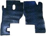 Резиновые коврики в салон Mercedes Actros 1848 для грузовиков(6818)
