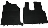 Коврики в салон Mercedes-Benz Actros 2 черные для грузовиков(6823) MERCEDES-BENZ