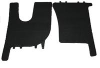 Коврики в салон Renault черные для грузовиков(6824) RENAULT