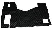 Коврики Mercedes-Benz Actros MP-2,3 черные из 3-х частей для грузовиков(6826) MERCEDES-BENZ