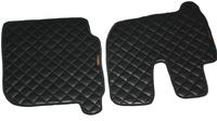 Коврики Iveco Stralis черные из 3-х частей для грузовиков(6837) IVECO