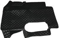 Коврики Man TGA черные из 3-х частей для грузовиков(6838) MAN