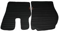 Коврики Scania 2009 - 2013 черные для грузовиков(6842) SCANIA