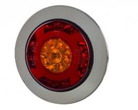 Задний комбинированный фонарь LUCY LZD 2423(6876)