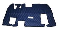 Коврики в салон Renault Magnum синие (еко кожа) для грузовиков(6885) RENAULT