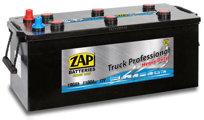 Автомобильный аккумулятор ZAP Truck Evolution (190A/ч)/3546