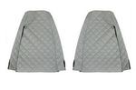 Чехлы на сидения RENAULT PREMIUM 2005-2012г, серые (6909)