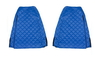 Чехлы на сидения VOLVO FH 2001-2012г, синие(6950)