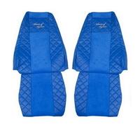 Чехлы на сидения VOLVO FH 2001-2012г, синие(6950) VOLVO