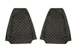 Чехлы на сидения RENAULT PREMIUM 2005-2012г, черные (6911)