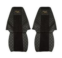 Чехлы на сидения RENAULT PREMIUM 2005-2012г, черные (6911) RENAULT