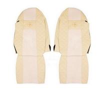 """Чехлы на сидения MERCEDES ACTROS """"3"""" 2008-2012г, бежевые (по два выреза на каждой спинке сидения)(6913) MERCEDES-BENZ"""