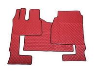 Ковры MERCEDES ACTROS MP4 после 2011г, красные(6940) MERCEDES-BENZ