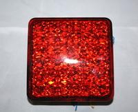 Фонарь задний диодный красный для грузовиков(6957)