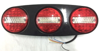 Задний диодный фонарь ТРИО для грузовиков(6960)