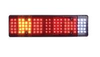 Задний фонарь 7-ми секционный LED для грузовиков(6963)