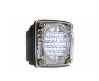 Диодный задний фонарь белый для грузовиков(6969)
