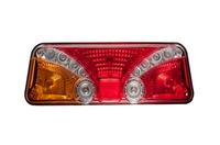 Задний фонарь универсальный EXTREME (кабель сзади) для грузовиков(6973)