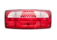 Универсальный задний фонарь Yeni Star для грузовиков(6978)
